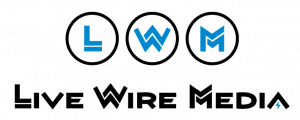 Logo for Live Wire Media