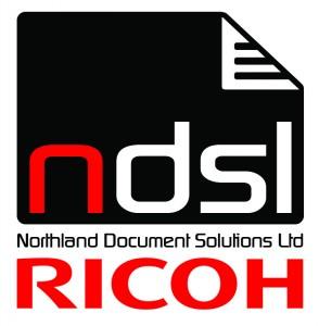 RICOH NDSL logo both